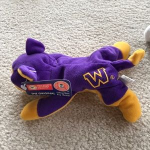 ty Accessories - Pair of University of Washington Huskies Beanies